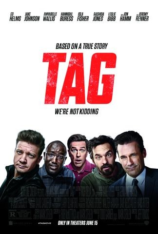 Poster for Tag (2018)