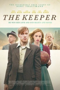 Poster for The Keeper (2018)