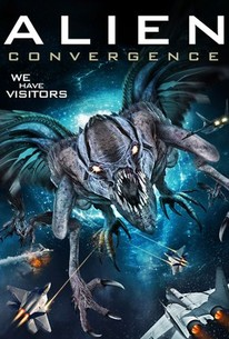 Poster for Alien Convergence (2017)