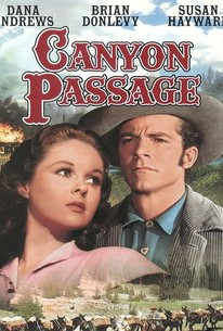 Poster for Canyon Passage (1946)