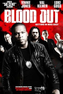 Poster for Blood Out (2011)