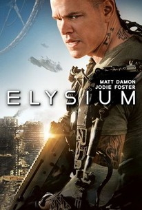 Poster for Elysium (2013)