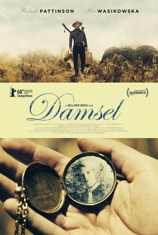 Poster for Damsel (2018)