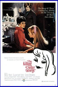 Poster for The Killing of Sister George (1968)