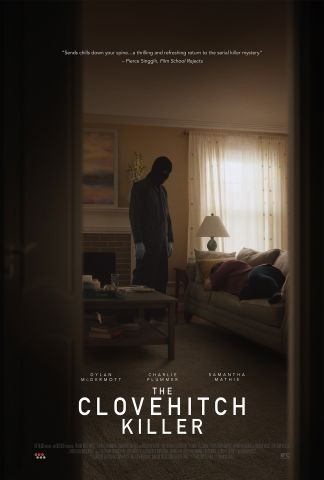 Poster for The Clovehitch Killer (2018)