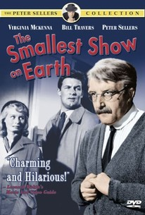 Poster for The Smallest Show on Earth (1957)