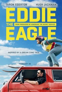 Poster for Eddie the Eagle (2016)