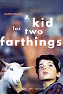 Poster for A Kid for Two Farthings (1955)
