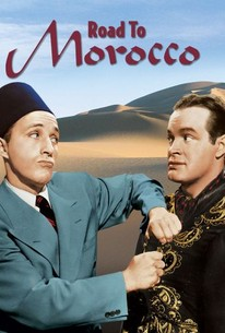 Poster for Road to Morocco (1942)