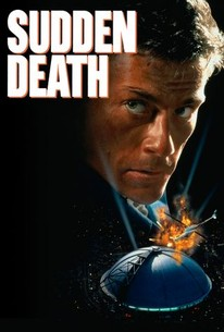 Poster for Sudden Death (1995)