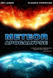 Poster for Meteor Apocalypse (2010)