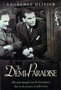 Poster for The Demi-Paradise (1943)