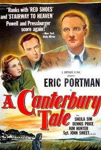 Poster for A Canterbury Tale (1944)