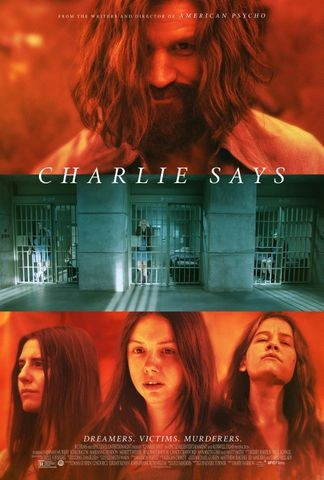 Poster for Charlie Says (2018)