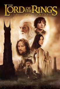 Poster for The Lord of the Rings: The Two Towers (2002)