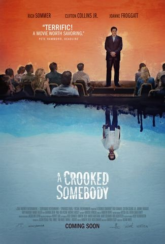 Poster for A Crooked Somebody (2017)