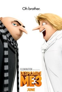 Poster for Despicable Me 3 (2017)