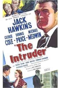Poster for The Intruder (1953)