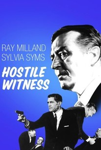 Poster for Hostile Witness (1968)