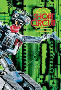 Poster for Short Circuit 2 (1988)