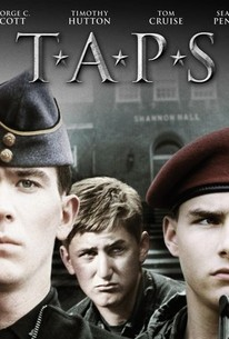 Poster for Taps (1981)