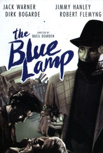Poster for The Blue Lamp (1949)