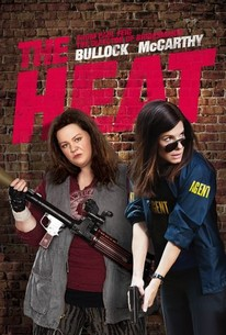 Poster for The Heat (2013)