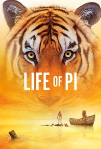 Poster for Life of Pi (2012)