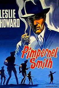 Poster for Pimpernel Smith (1941)