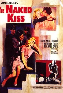 Poster for The Naked Kiss (1964)