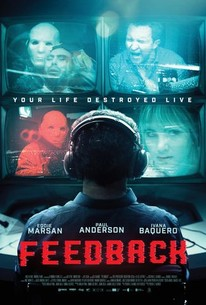 Poster for Feedback (2019)
