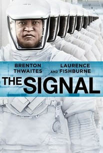 Poster for The Signal (2014)