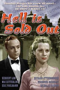 Poster for Hell is Sold Out (1951)