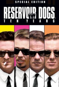 Poster for Reservoir Dogs (1992)