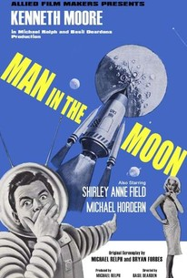 Poster for Man in the Moon (1961)