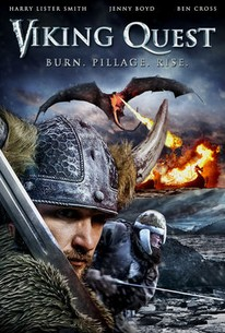 Poster for Viking Quest (2014)