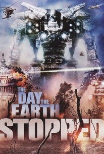 Poster for The Day the Earth Stopped (2008)