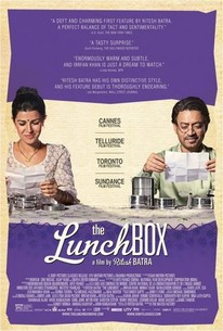 Poster for The Lunchbox (2013)