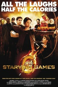 Poster for The Starving Games (2013)
