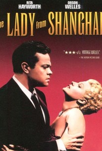 Poster for The Lady from Shanghai (1947)