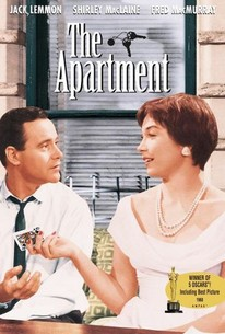 Poster for The Apartment (1960)