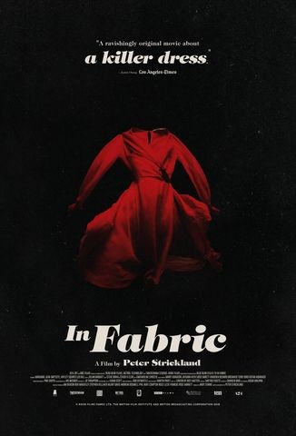 Poster for In Fabric (2018)