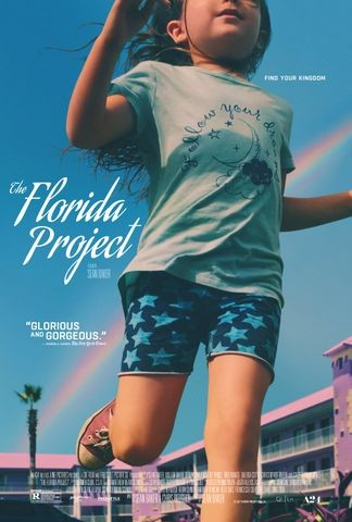 Poster for The Florida Project (2017)