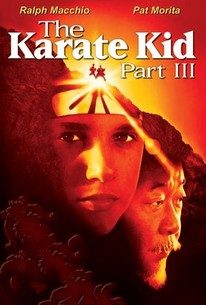 Poster for The Karate Kid Part III (1989)