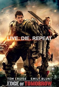 Poster for Edge of Tomorrow (2014)