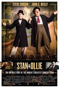 Poster for Stan & Ollie (2018)