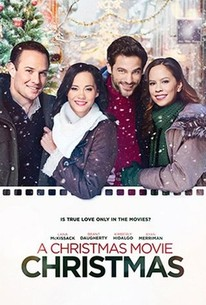 Poster for A Christmas Movie Christmas (2019)