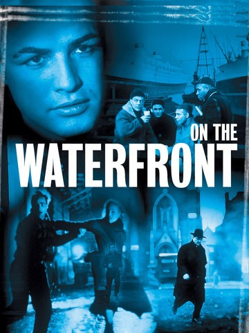 Poster for On the Waterfront (1954)