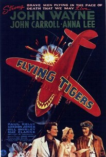Poster for Flying Tigers (1942)
