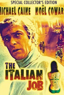 Poster for The Italian Job (1969)